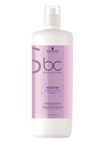 Champu BC Miscelar Keratin Smooth 1000 ml.
