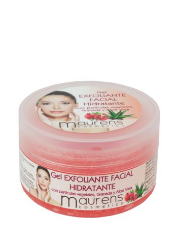 Gel exfoliante facial Maurens