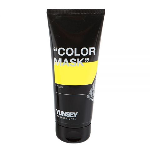 Color Mask yellow